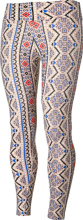 7/8 Leggings Damen-Tights Liquido 464988400493 Farbe farbig Grösse M Bild-Nr. 1