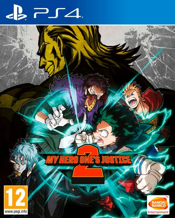 PS4 - My Hero One's Justice 2 Box 785300149909 Photo no. 1