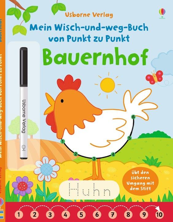 Bauernhof Wisch-und-weg-Buch 782491700000 Photo no. 1