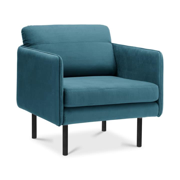 IVY Sessel 360535600000 Grösse B: 71.0 cm x T: 79.0 cm x H: 72.0 cm Farbe Blau Bild Nr. 1