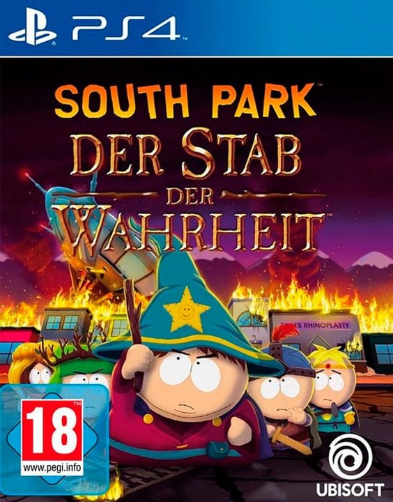 PS4 - South Park: The Stick of Truth D Physisch (Box) 785300132163 Bild Nr. 1