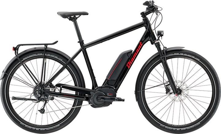Elan+ vélo électrique de trekking Diamant 464812205520 Tailles du cadre 55 Couleur noir Photo no. 1