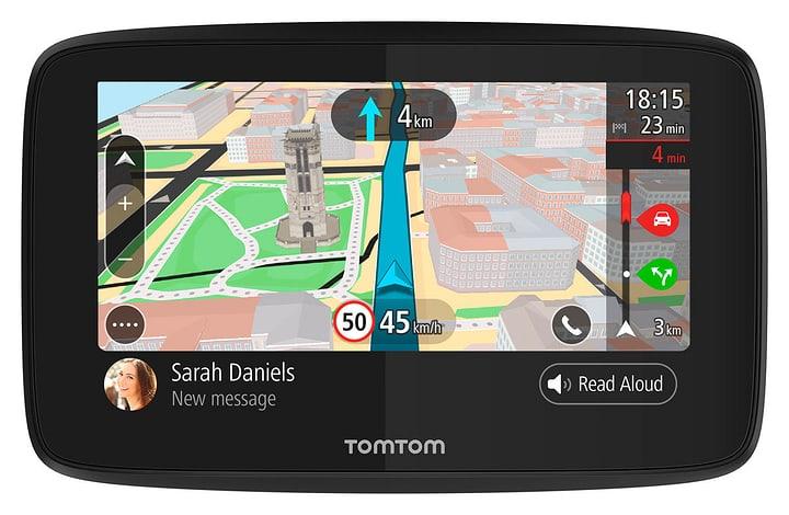 GO 520 WORLD schwarz Navigationsgerät TOMTOM 791045600000 Bild Nr. 1