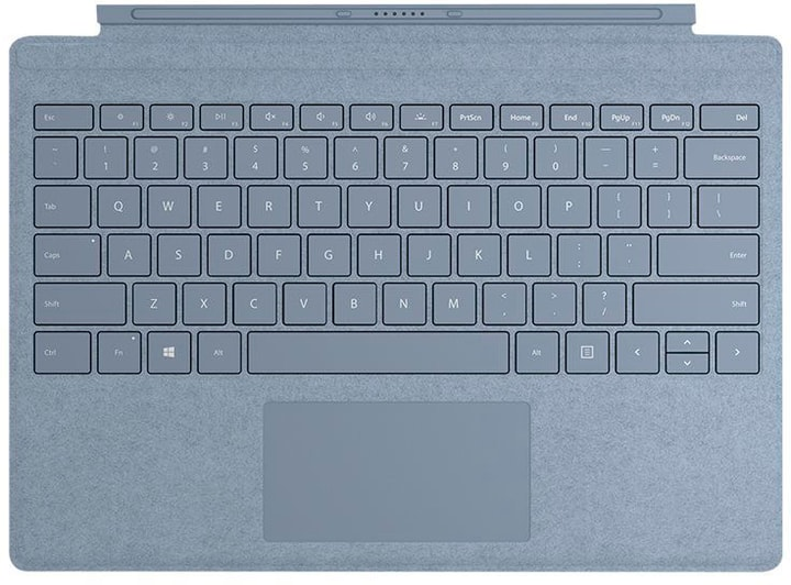 Surface Type Pro Cover Ice blue Clavier Microsoft 785300149572 Photo no. 1