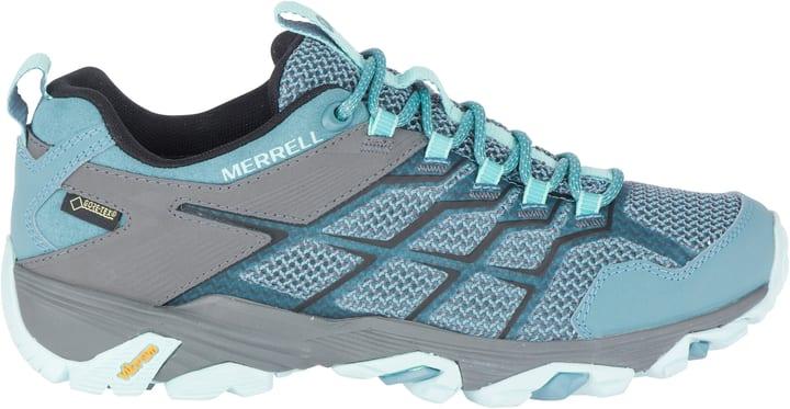 Moab Fst 2 GTX Chaussures polyvalentes pour femme Merrell 461113138540 Couleur bleu Taille 38.5 Photo no. 1