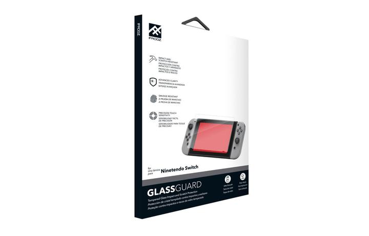 GlassGuard Nintendo Switch Ifrogz 785300128311 Photo no. 1