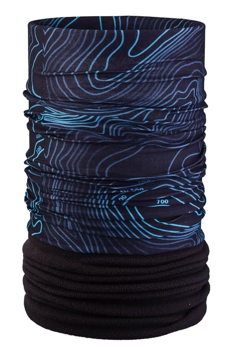 Unisex-Multifunktionstuch Areco 460518199940 Farbe blau Grösse one size Bild-Nr. 1