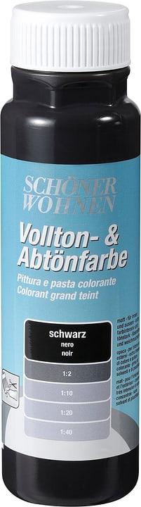 Pittura pien e per digradazione Nero 250 ml Schöner Wohnen 660900700000 Colore Nero Contenuto 250.0 ml N. figura 1