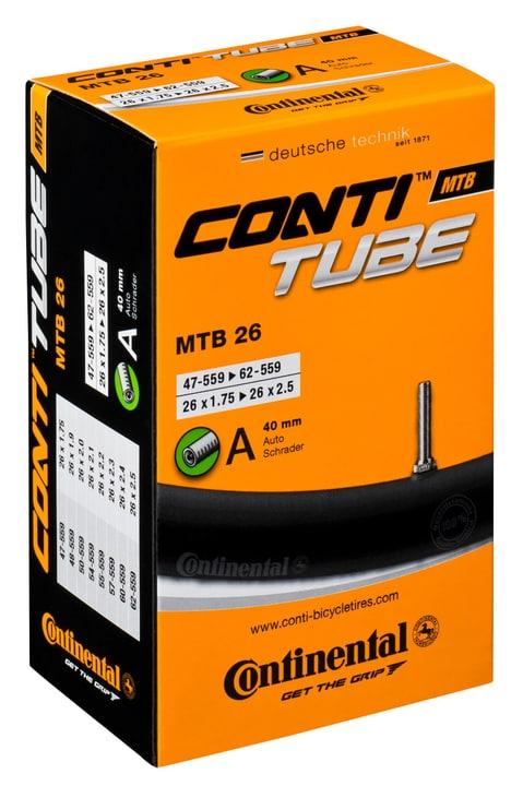 """MTB 26"""" Schlauch mit Autoventil Continental 470259400000 Bild Nr. 1"""