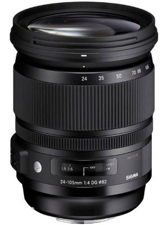 24-105mm F4,0 DG HSM Art pour Canon Objectif Sigma 785300126177 Photo no. 1