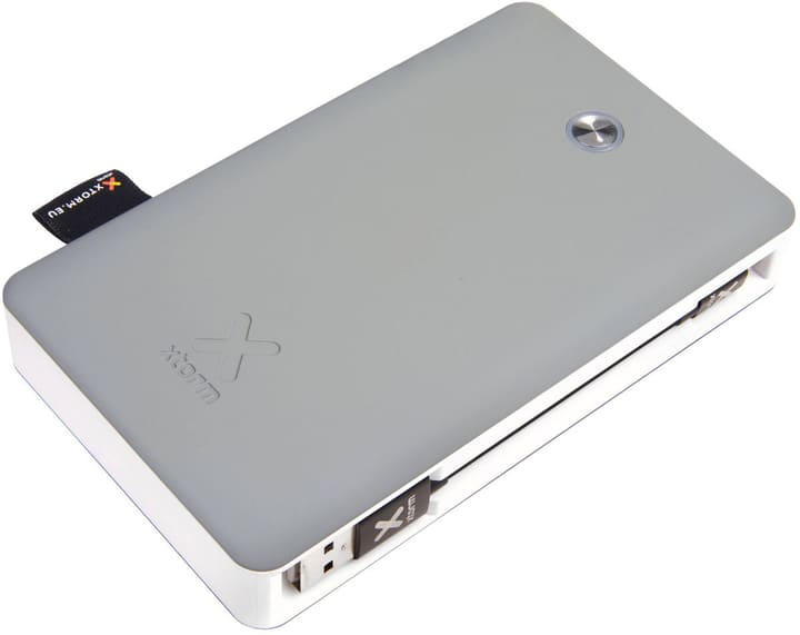Powerbank XB202U 15000 mAh - grau Xtorm 785300133546 Bild Nr. 1