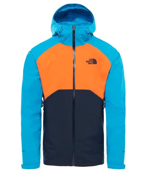 Stratos Veste de trekking pour homme The North Face 461066800343 Couleur bleu marine Taille S Photo no. 1