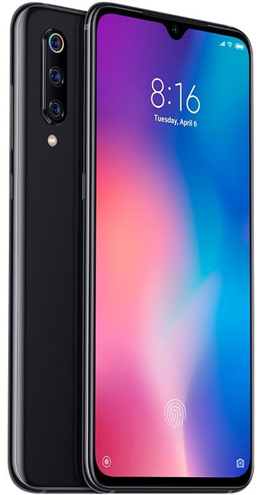 Mi 9 128GB Piano Black Smartphone xiaomi 785300142922 Photo no. 1