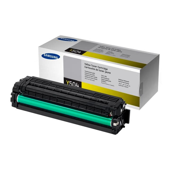 Toner-Modul yellow CLP-415/CLX-4195 Samsung 798504400000 Photo no. 1