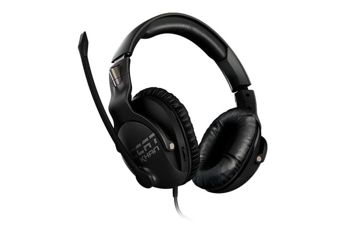 KHAN PRO schwarz On-Ear Kopfhörer ROCCAT 785300130239 Bild Nr. 1