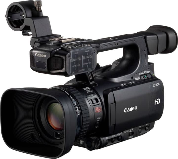 XF100 Camcorder Canon 785300128273 Photo no. 1