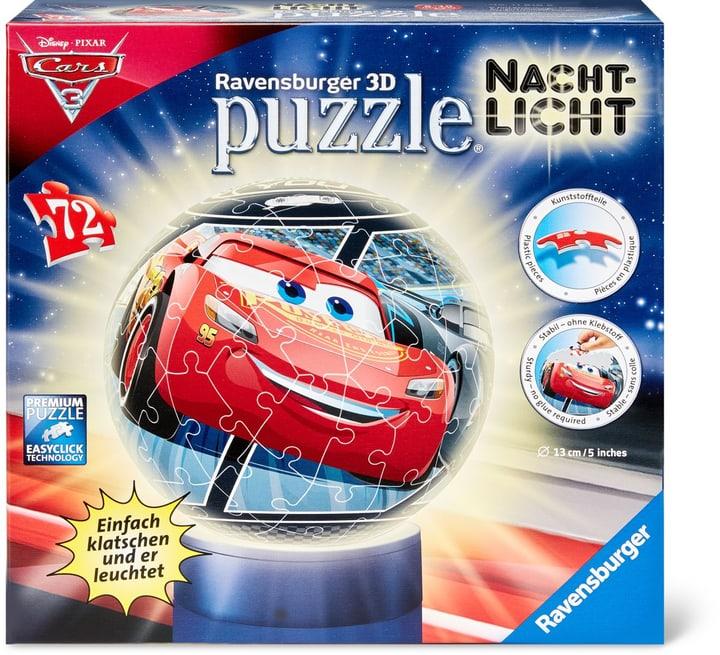 Cars 3 3D Puzzle Illuminati 747427700000 N. figura 1