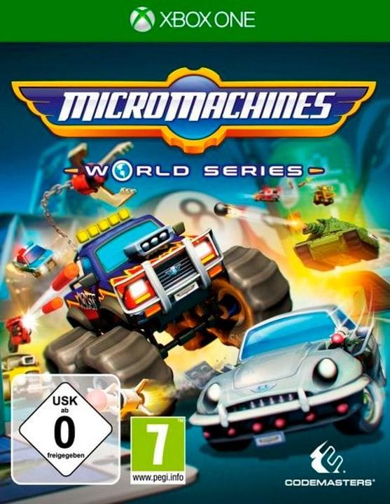Xbox One - Micro Machines World Series Physique (Box) 785300122323 Photo no. 1