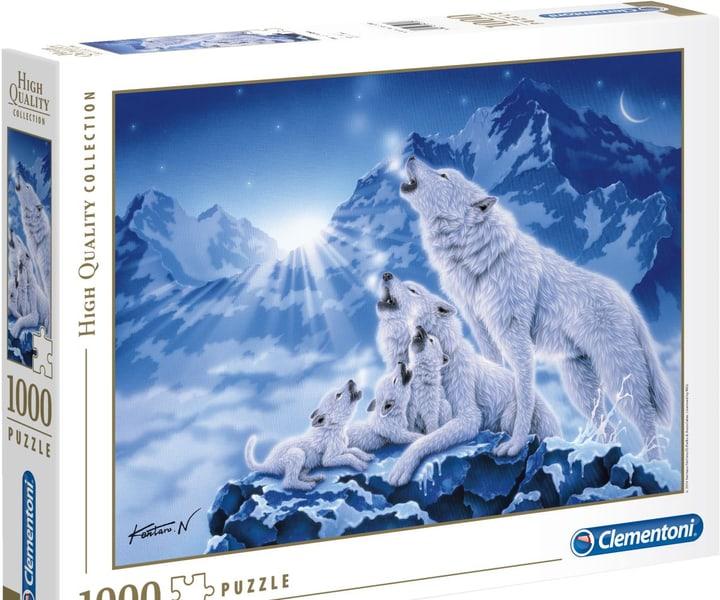 Clementoni Wölfe Clementoni 748953000000 Photo no. 1