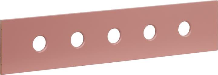 WHITE 1/2 Sicherung Flexa 404992600000 Farbe Hellrosa Grösse B: 121.0 cm x H: 25.0 cm Bild Nr. 1