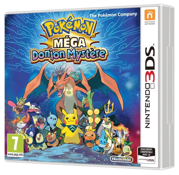 3DS - Pokémon Méga Donjon Mystère Box 785300120705 N. figura 1