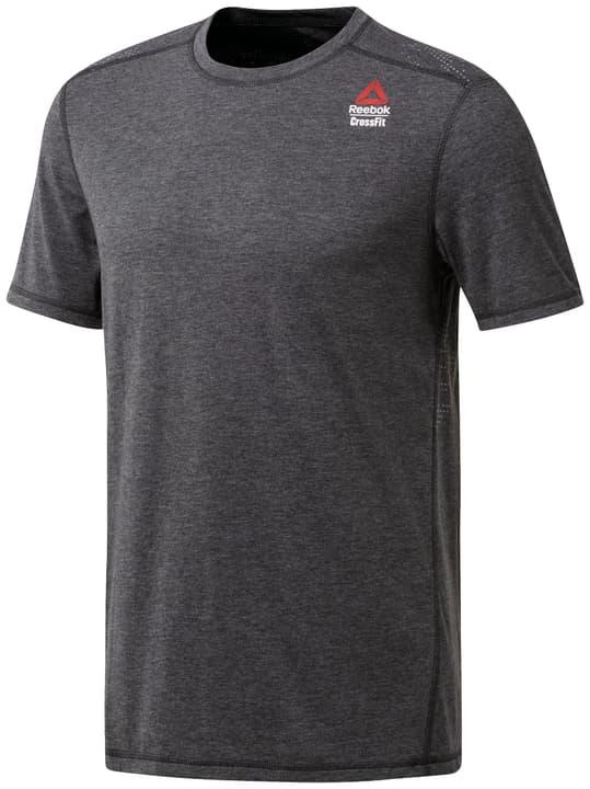 RC BURNOUT TEE Shirt pour homme Reebok 464926800620 Couleur noir Taille XL Photo no. 1