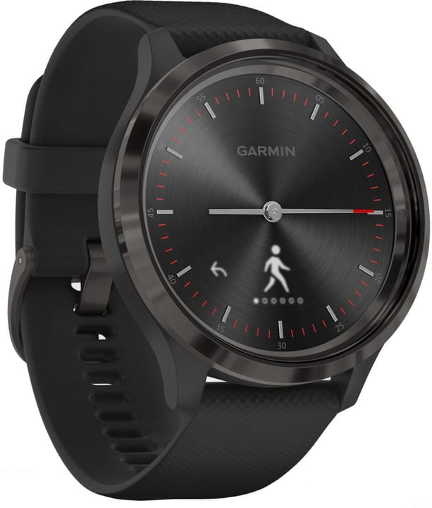 Vivomove 3 nero 44mm Smartwatch Garmin 798711600000 N. figura 1