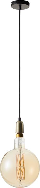 CLOE Sospensione 420808900003 Dimensioni A: 12.0 cm x D: 10.0 cm Colore Ottone N. figura 1