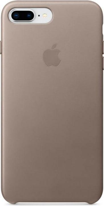 iPhone 8 Plus/ 7 Plus Leather Case Taupe Guscio duro Apple 785300130147 N. figura 1