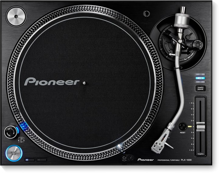 PLX-1000 DJ Plattenspieler Pioneer DJ 785300134803 Bild Nr. 1