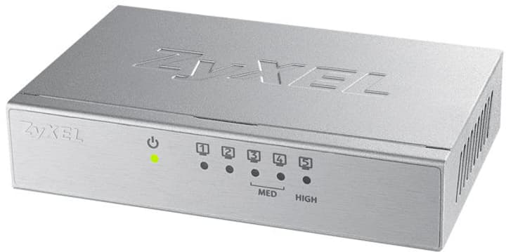 5-Port Gigabit Switch GS-105B v3 ZyXEL 797973700000 N. figura 1