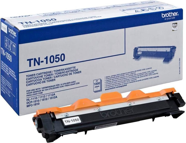 TN-1050 Toner noir Brother 798522900000 Photo no. 1