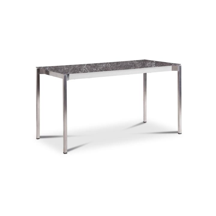 LUZON Tisch 368029400000 Grösse B: 140.0 cm x T: 80.0 cm x H: 75.0 cm Farbe Gray mist Bild Nr. 1