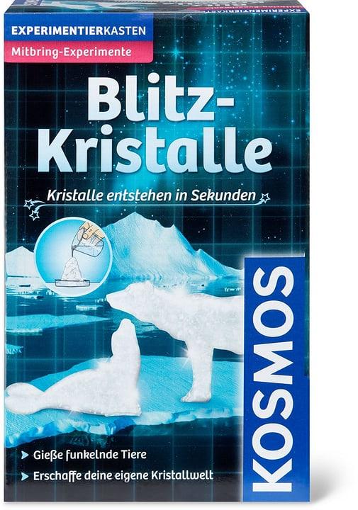Blitz-Kristalle - Kristalle entstehen in Sekunden (D) 748919890000 N. figura 1