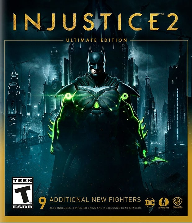 PC - Injustice 2 Ultimate Edition Digitale (ESD) 785300133690 N. figura 1