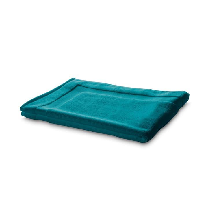 ROYAL Tapis de bain 60x90cm 374036900000 Dimensions L: 60.0 cm x P: 90.0 cm Couleur Pétrole Photo no. 1