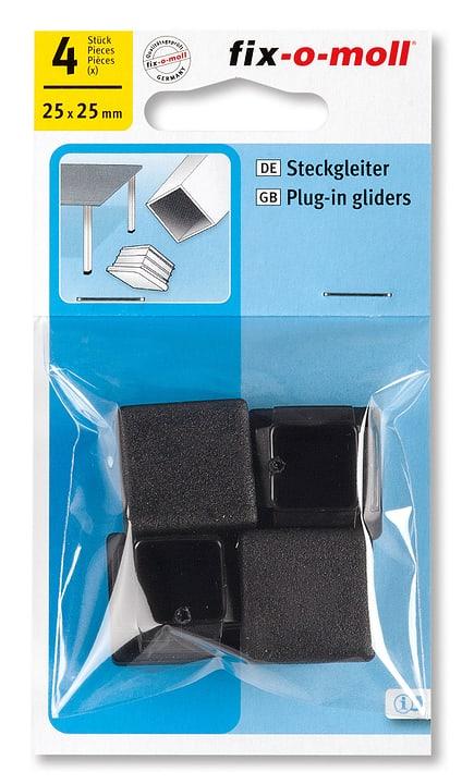 Tappi plastica 25 x 25 mm 4 x Fix-O-Moll 607085900000 N. figura 1