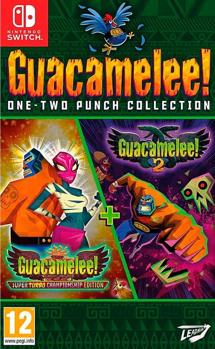 NSW - Guacamelee! One-Two Punch Collection D Box 785300149767 Photo no. 1