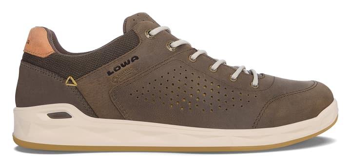 San Francisco GTX Lo Chaussures de voyage pour homme Lowa 461927140070 Couleur brun Taille 40 Photo no. 1