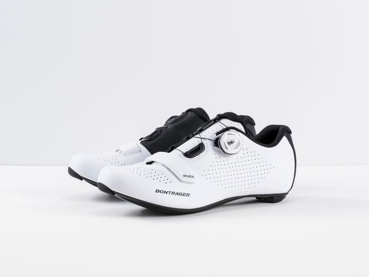 Velocis WM Chaussures de cyclisme Bontrager 465026738010 Taille 38 Couleur blanc Photo no. 1