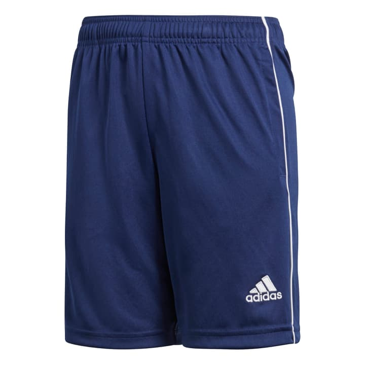 Core18 Training Shorts Youth Kinder-Fussballshort Adidas 464562714043 Farbe marine Grösse 140 Bild-Nr. 1