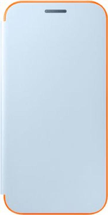 Neon Flip Cover blau Hülle Samsung 798076700000 Bild Nr. 1