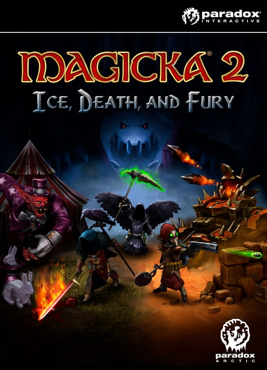 PC/Mac - Magicka 2: Ice, Death and Fury Download (ESD) 785300134187 Photo no. 1