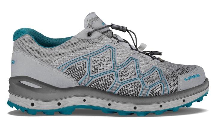 Aerox GTX Lo Chaussures polyvalentes pour femme Lowa 460873042580 Couleur gris Taille 42.5 Photo no. 1