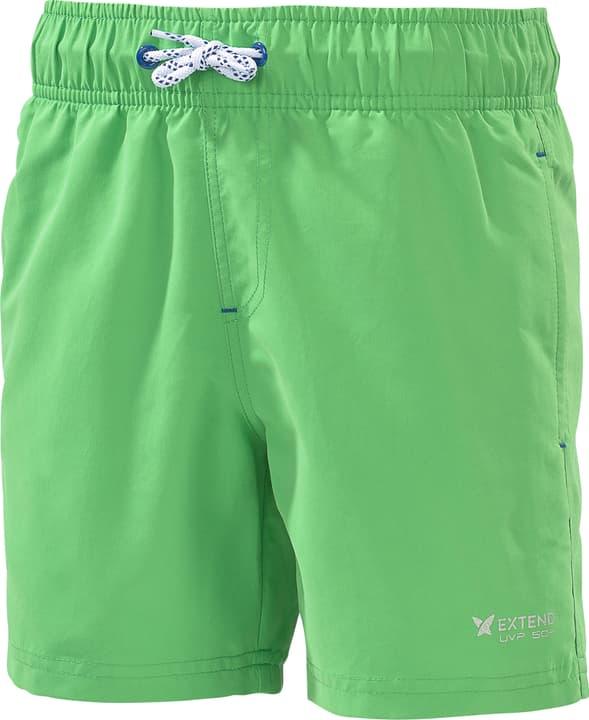Short U.V.P. pour garçon Extend 464524112261 Couleur vert clair Taille 122 Photo no. 1