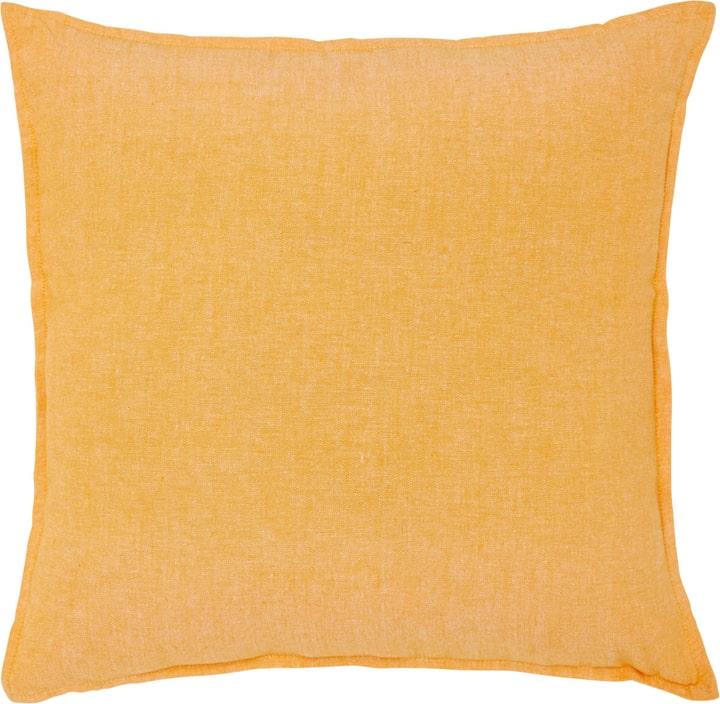 Zierkissen VALENTINA 753336600034 Grösse B: 45.0 cm x T: 45.0 cm Farbe Orange Bild Nr. 1