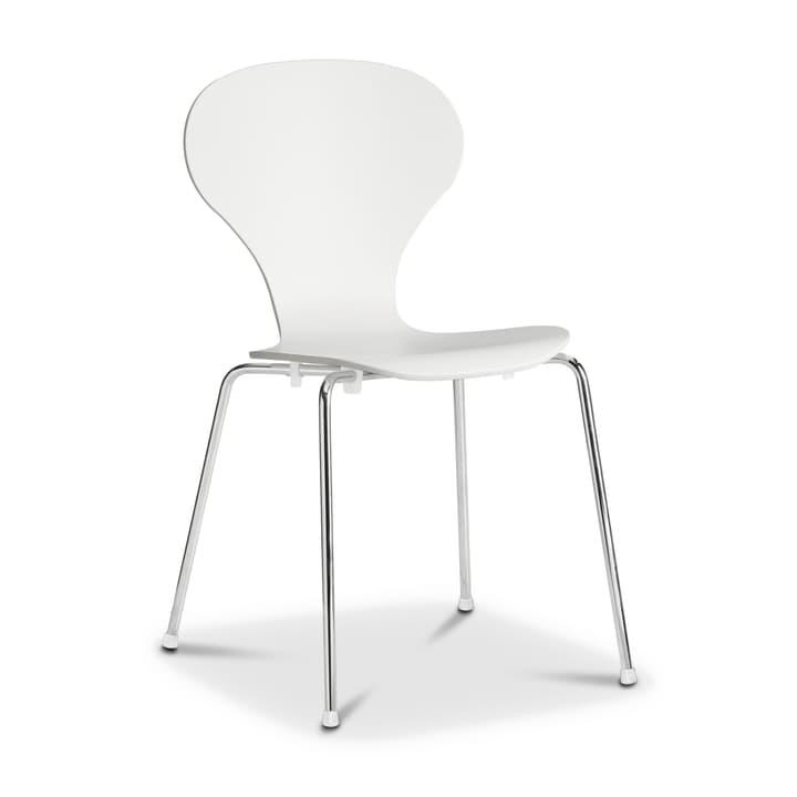SON chaise 366159300000 Dimensions L: 42.5 cm x P: 39.0 cm x H: 81.0 cm Couleur Blanc Photo no. 1