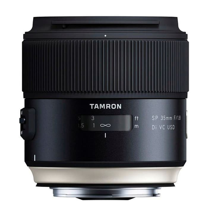 SP 35mm Objektiv zu Nikon / 10 Jahre Garantie Objektiv Tamron 785300123873 Bild Nr. 1