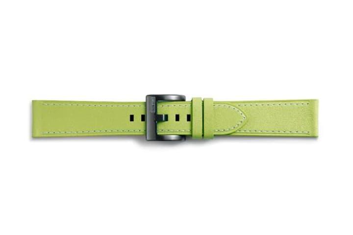 Galaxy Watch (42 mm) Strap Studio Classic Leather Strap 20 mm grün Armband Samsung 785300138278 Bild Nr. 1