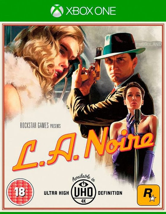 Xbox One - L.A. Noire D Box 785300130393 Bild Nr. 1